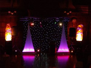 Sherwood Entertainments Disco Set Up